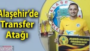Alaşehir'den Transfer Atağı
