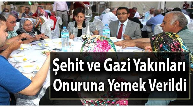 Alaşehir'de 15 Temmuz Şehitleri Anıldı