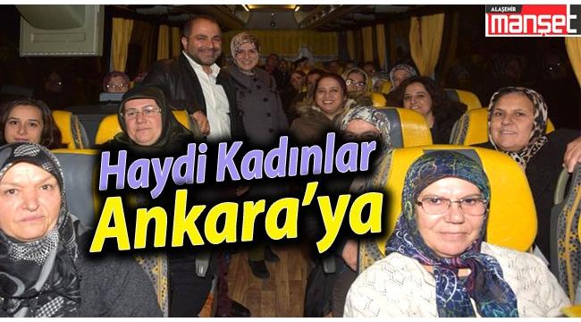 Haydi Kadınlar Ankara'ya