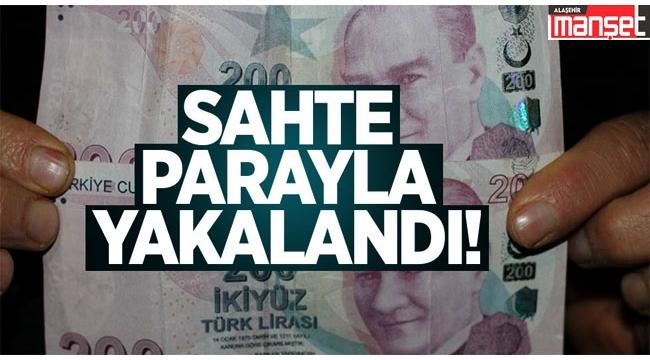 Binlerce Lira Değerinde Sahte Para Yakalandı