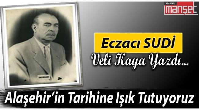 ECZACI SUDİ