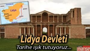 Lidya Devletini Oluşturan Hanedanlar