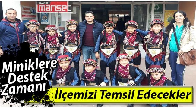 Alaşehir'li Miniklere Destek Zamanı