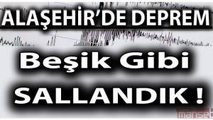 Alaşehir Diken Üstünde!
