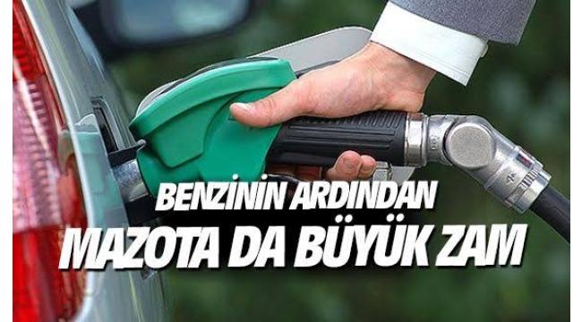 Depoları Doldurun! Motorin Fiyatı 13 kuruş Artacak