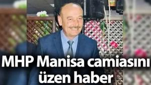 MHP İlçe Başkanı Beyin Kanaması Geçirdi