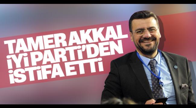 İYİ Parti Manisa Milletvekili Akkal, partisinden istifa etti