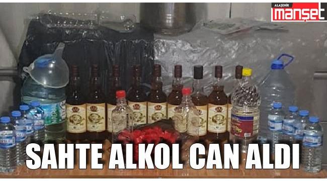 Kaçak İçki Can Aldı