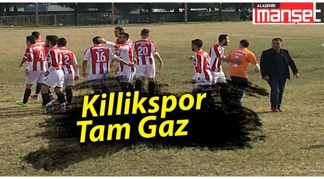Lider Killikspor Tam Gaz