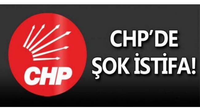 CHP Alaşehir'de İstifa Depremi