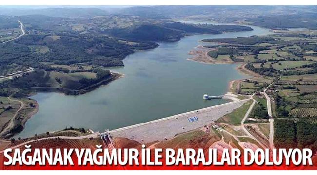 Yağışlar, Barajlarda Doluluk Oranını Arttırdı