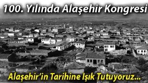100. yılında Alaşehir Kongresi