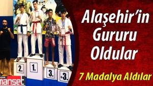 Alaşehir'in Gururu Oldular