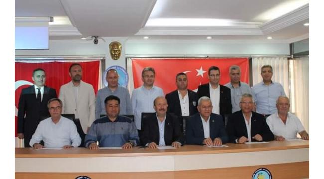 Alaşehir'deki Borsa ve Odalardan Barış Pınarı Harekatı'na Destek
