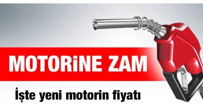 Motorine Zam Geldi!
