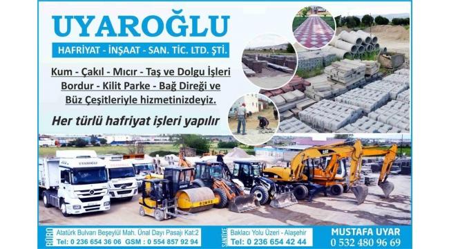 Uyaroğlu Hafriyat, İnşaat, San.Tic.Ltd.Şti.
