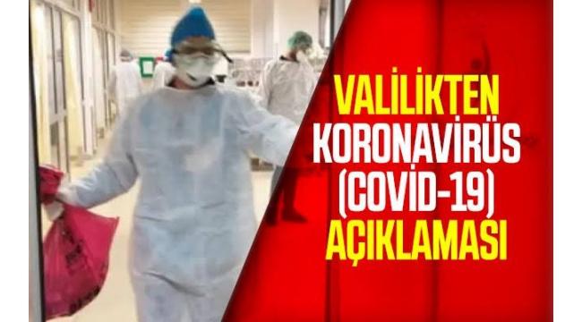 Manisa Valiliği: Koronavirüse Bağlı Vakalar ve Can Kaybı Arttı