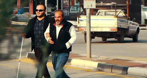 Alaşehir Belediyesi Engellilerin Sorunlarına Sosyal Deneyle Dikkat Çekti